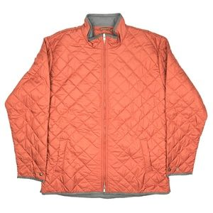 Peter Millar Quilted Outerwear Light Jacket